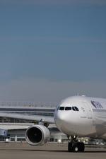 m-takagiさんが、中部国際空港で撮影したタイ国際航空 A330-343Xの航空フォト(飛行機 写真・画像)