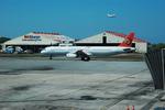 snow_shinさんが、コタキナバル国際空港で撮影したトランスアジア航空 A321-131の航空フォト(飛行機 写真・画像)