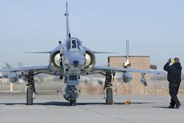 Scotchさんが、ファロン海軍航空ステーションで撮影したATAC Kfir C2の航空フォト(飛行機 写真・画像)