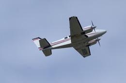 だだちゃ豆さんが、庄内空港で撮影した仙台:航空大学校 Baron G58の航空フォト(写真)