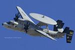 Scotchさんが、ファロン海軍航空ステーションで撮影したアメリカ海軍 E-2C Hawkeyeの航空フォト(飛行機 写真・画像)