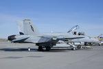 Scotchさんが、ファロン海軍航空ステーションで撮影したアメリカ海軍 F/A-18A Hornetの航空フォト(写真)
