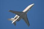 パンダさんが、成田国際空港で撮影したハネウェル Falcon 900EXの航空フォト(写真)