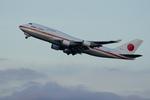 xxxxxzさんが、新千歳空港で撮影した航空自衛隊 747-47Cの航空フォト(飛行機 写真・画像)