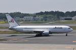 panchiさんが、成田国際空港で撮影したジェット・アジア・エアウェイズ 767-222の航空フォト(飛行機 写真・画像)