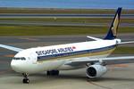 rjnsphotoclub-No.07さんが、中部国際空港で撮影したシンガポール航空 A310-324の航空フォト(写真)