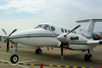 rjnsphotoclub-No.07さんが、中部国際空港で撮影した中日本航空 B200 Super King Airの航空フォト(飛行機 写真・画像)