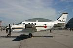 アイスコーヒーさんが、木更津飛行場で撮影した海上自衛隊 LC-90 King Air (C90)の航空フォト(飛行機 写真・画像)