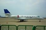 rjnsphotoclub-No.07さんが、中部国際空港で撮影した宇宙航空研究開発機構 680 Citation Sovereignの航空フォト(写真)