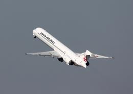 羽田空港 - Tokyo International Airport [HND/RJTT]で撮影された日本航空 - Japan Airlines [JL/JAL]の航空機写真