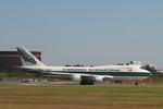 matsuさんが、成田国際空港で撮影したエバーグリーン航空 747-4H6/BDSF の航空フォト(写真)