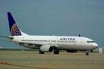 rjnsphotoclub-No.07さんが、中部国際空港で撮影したユナイテッド航空 737-824の航空フォト(写真)