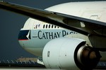 rjnsphotoclub-No.07さんが、中部国際空港で撮影したキャセイパシフィック航空 777-267の航空フォト(写真)
