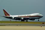rjnsphotoclub-No.07さんが、中部国際空港で撮影したカリッタ エア 747-212B(SF)の航空フォト(飛行機 写真・画像)