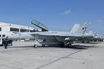 Scotchさんが、キーウェスト海軍航空ステーションで撮影したアメリカ海軍 F/A-18F Super Hornetの航空フォト(写真)