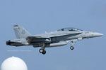 Scotchさんが、キーウェスト海軍航空ステーションで撮影したアメリカ海軍 F/A-18D Hornetの航空フォト(写真)