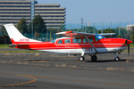 Chofu Spotter Ariaさんが、調布飛行場で撮影したアイベックスアビエイション T207 Turbo Skywagon 207の航空フォト(写真)