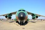 パンダさんが、茨城空港で撮影した航空自衛隊 C-1の航空フォト(写真)