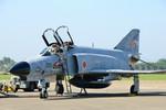 パンダさんが、茨城空港で撮影した航空自衛隊 F-4EJ Phantom IIの航空フォト(写真)
