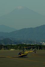rjnsphotoclub-No.07さんが、静岡空港で撮影した日本個人所有 R44 Raven IIの航空フォト(写真)
