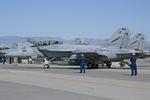Scotchさんが、ファロン海軍航空ステーションで撮影したアメリカ海軍 F/A-18F Super Hornetの航空フォト(写真)