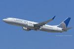 Scotchさんが、ロサンゼルス国際空港で撮影したコンチネンタル航空 737-824の航空フォト(写真)