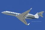 Scotchさんが、ロサンゼルス国際空港で撮影したeBay Inc G-V-SP Gulfstream G550の航空フォト(飛行機 写真・画像)