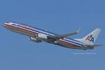 Scotchさんが、ロサンゼルス国際空港で撮影したアメリカン航空 737-823の航空フォト(写真)