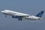 Scotchさんが、ロサンゼルス国際空港で撮影したメキシカーナ航空 A320-231の航空フォト(飛行機 写真・画像)