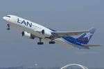 Scotchさんが、ロサンゼルス国際空港で撮影したラン航空 767-38E/ERの航空フォト(飛行機 写真・画像)