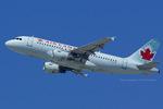 Scotchさんが、ロサンゼルス国際空港で撮影したエア・カナダ A319-114の航空フォト(飛行機 写真・画像)