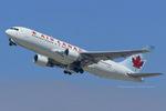 Scotchさんが、ロサンゼルス国際空港で撮影したエア・カナダ 767-233/ERの航空フォト(飛行機 写真・画像)