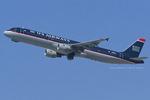 Scotchさんが、ロサンゼルス国際空港で撮影したUSエアウェイズ A321-211の航空フォト(写真)
