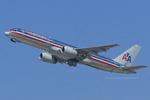 Scotchさんが、ロサンゼルス国際空港で撮影したアメリカン航空 757-223の航空フォト(写真)