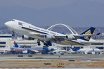 Scotchさんが、ロサンゼルス国際空港で撮影したシンガポール航空カーゴ 747-412F/SCDの航空フォト(飛行機 写真・画像)