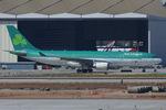 Scotchさんが、ロサンゼルス国際空港で撮影したエア・リンガス A330-202の航空フォト(写真)