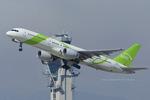 Scotchさんが、ロサンゼルス国際空港で撮影したソング 757-232の航空フォト(写真)