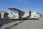 Scotchさんが、ヴェンチュラ・カウンティ=ポイントムグ海軍航空ステーションで撮影したアメリカ海軍 C-2A Greyhoundの航空フォト(飛行機 写真・画像)