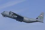 Scotchさんが、ヴェンチュラ・カウンティ=ポイントムグ海軍航空ステーションで撮影したアメリカ空軍 C-130J-30の航空フォト(写真)