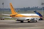 kinsanさんが、スカルノハッタ国際空港で撮影したエアファスト インドネシア 737-27A/Advの航空フォト(写真)