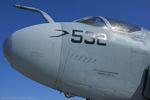 Scotchさんが、ヴェンチュラ・カウンティ=ポイントムグ海軍航空ステーションで撮影したアメリカ海軍 EA-6B Prowler (G-128)の航空フォト(写真)
