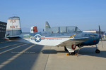 Scotchさんが、ヴェンチュラ・カウンティ=ポイントムグ海軍航空ステーションで撮影したPt. Mugu Navy Flying Club D45 Mentorの航空フォト(写真)