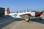 Scotchさんが、ヴェンチュラ・カウンティ=ポイントムグ海軍航空ステーションで撮影したPt. Mugu Navy Flying Club T-34B Mentorの航空フォト(写真)