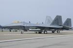 Scotchさんが、ヴェンチュラ・カウンティ=ポイントムグ海軍航空ステーションで撮影したアメリカ空軍 F-22A-30-LM Raptorの航空フォト(写真)
