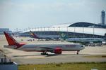 カヤノユウイチさんが、関西国際空港で撮影したエア・インディア 777-237/LRの航空フォト(飛行機 写真・画像)