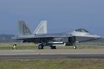 Scotchさんが、ヴェンチュラ・カウンティ=ポイントムグ海軍航空ステーションで撮影したアメリカ空軍 F-22A-30-LM Raptorの航空フォト(飛行機 写真・画像)