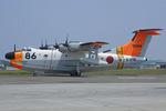 Scotchさんが、厚木飛行場で撮影した海上自衛隊 US-1Aの航空フォト(写真)