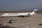 WING_ACEさんが、関西国際空港で撮影した日本航空 MD-90-30の航空フォト(飛行機 写真・画像)