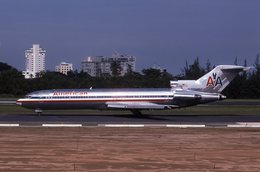 biscayneさんが、ルイス・ムニョス・マリン国際空港で撮影したアメリカン航空 727-223の航空フォト(飛行機 写真・画像)