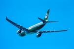カヤノユウイチさんが、関西国際空港で撮影したエバー航空 A330-203の航空フォト(飛行機 写真・画像)